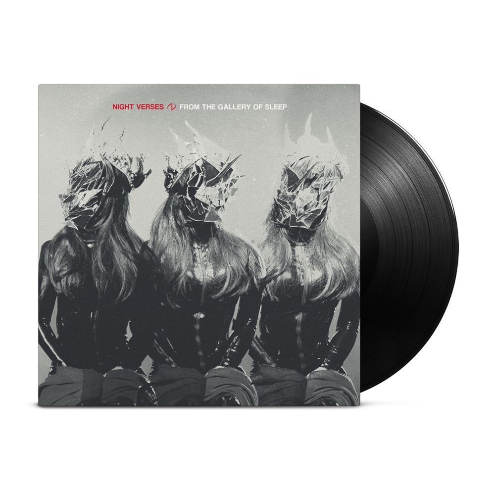 From The Gallery Of Sleep Black 2xLP