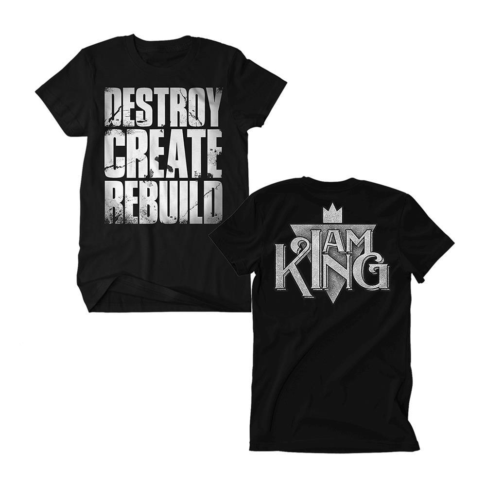 Destroy Black