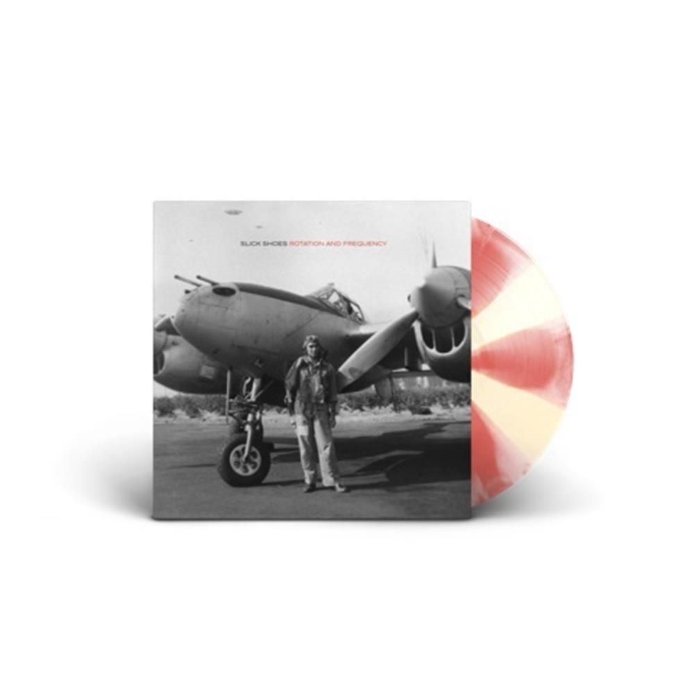Rotation & Frequency Propeller II Vinyl + Digital