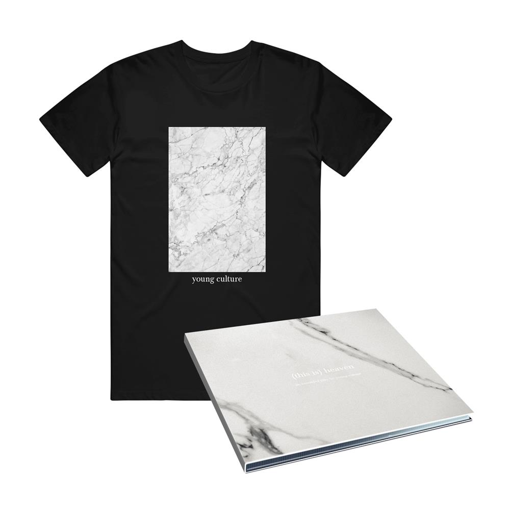 (This Is) Heaven CD + DD + Marble T-Shirt
