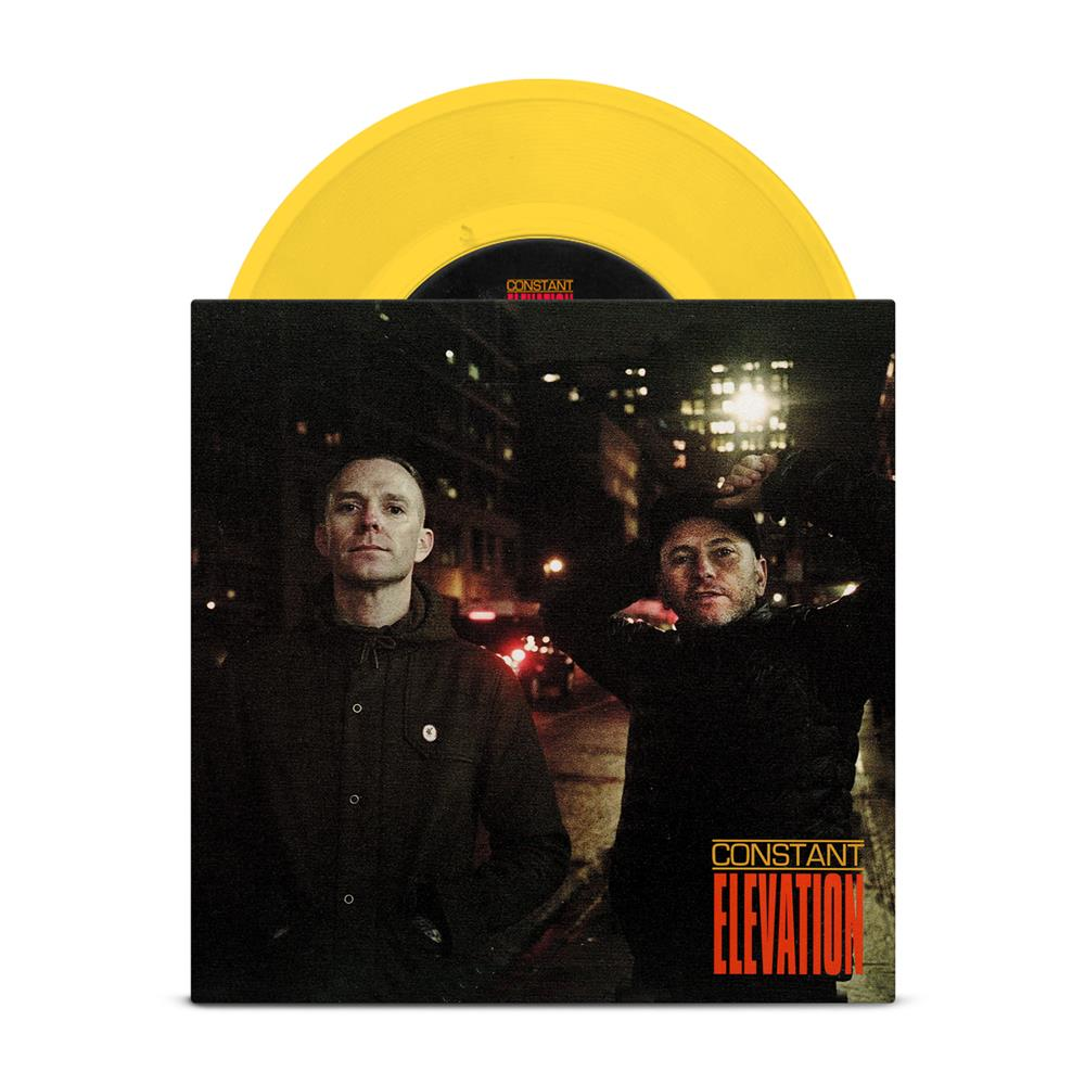 Self-Titled Gold 7Inch