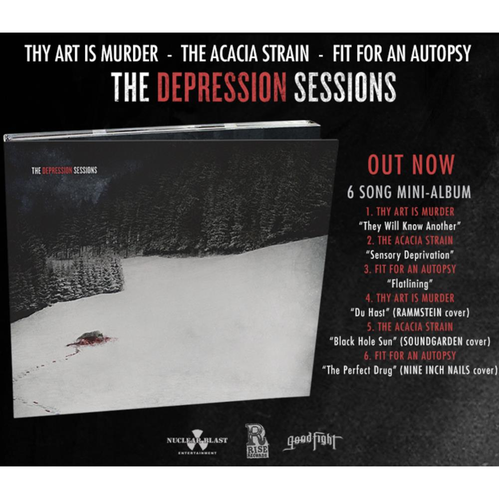 Good Fight Entertainment The Depression Sessions