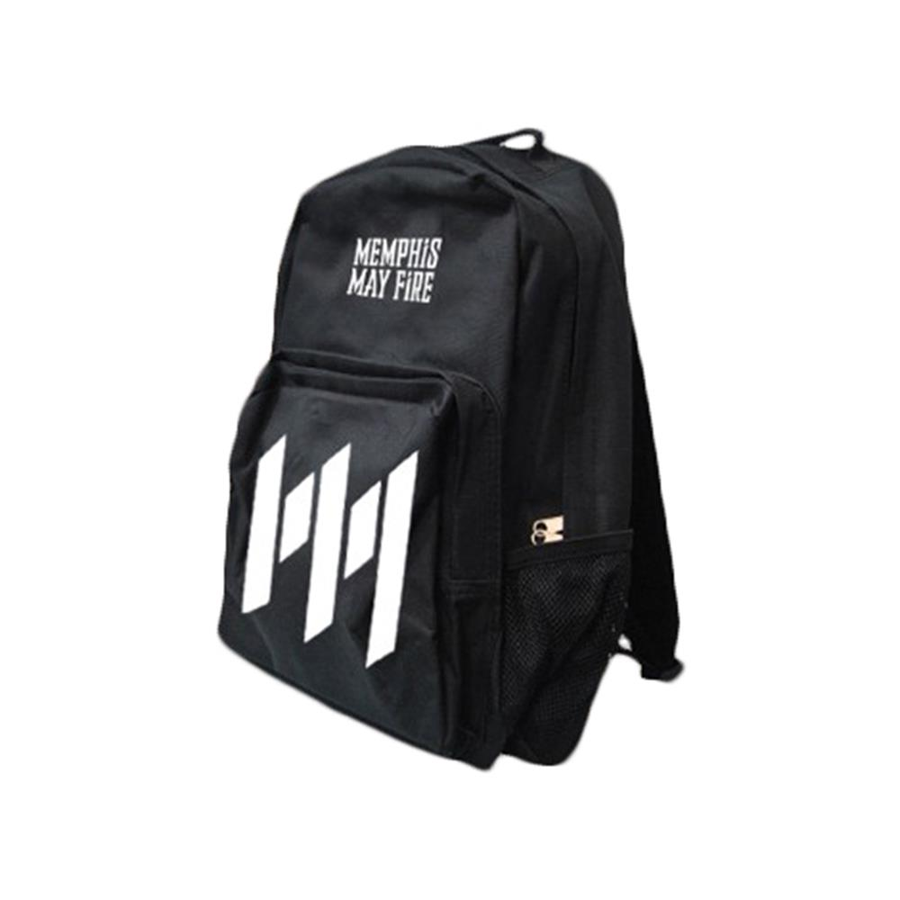 *Limited Stock* Logo Black Back Pack