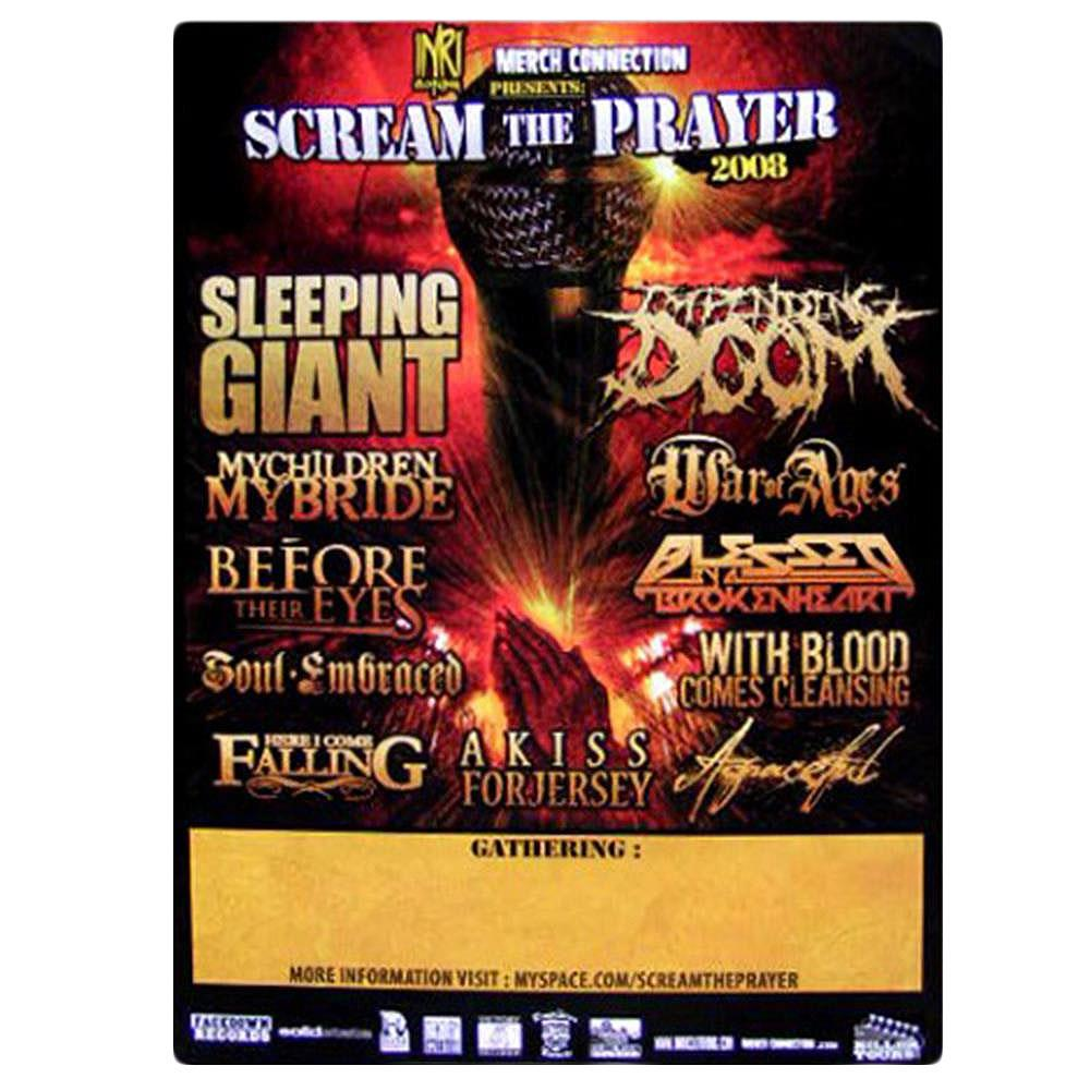 Scream The Prayer '08