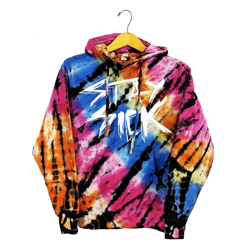 Slash Logo Slant Custom Dye