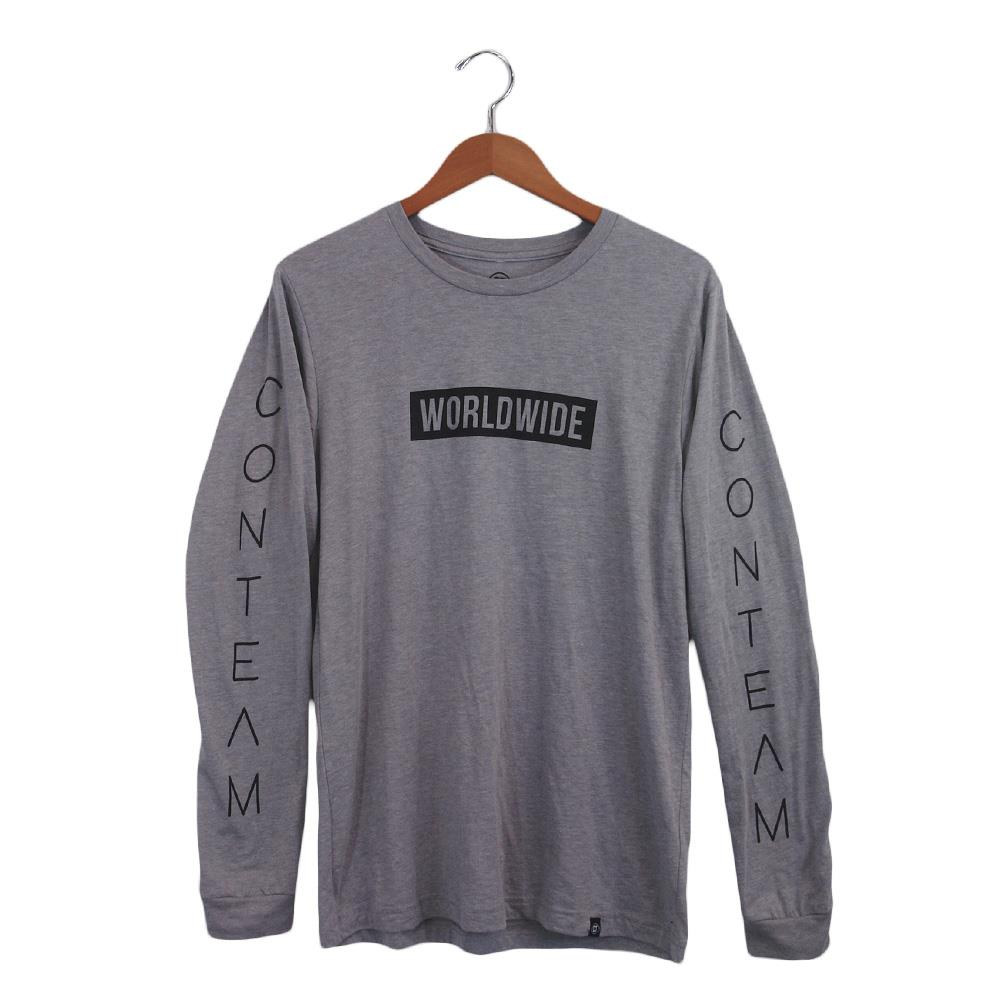 Logo Athletic Grey