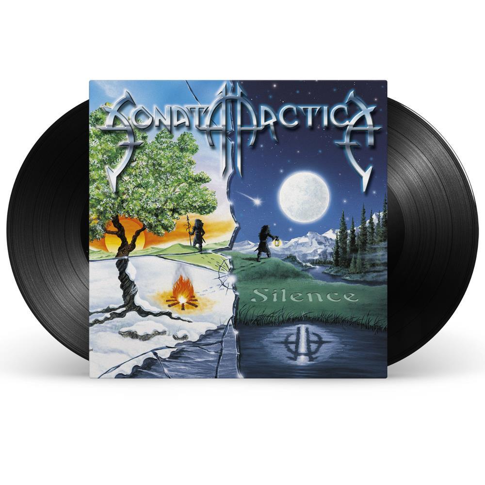 Silence Black Vinyl 2xLP