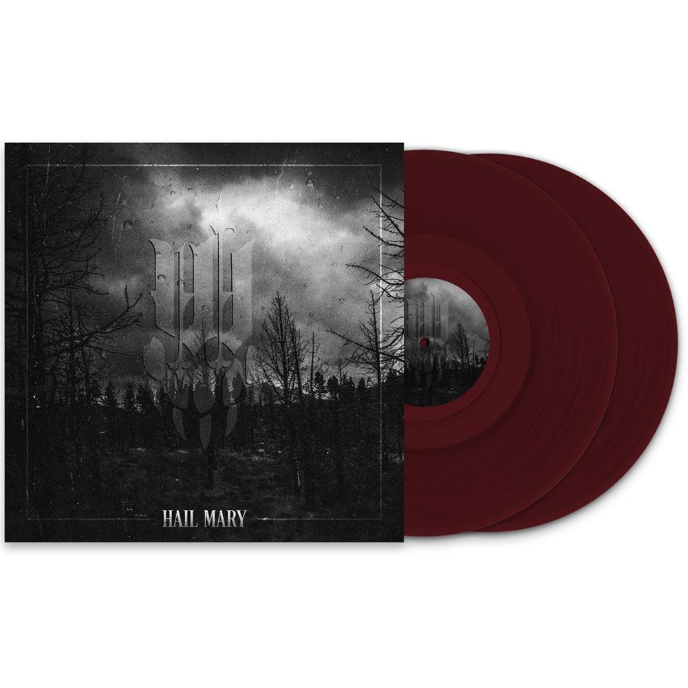 Hail Mary Red Wine Vinyl 2xlp Thrr Merchnow Your