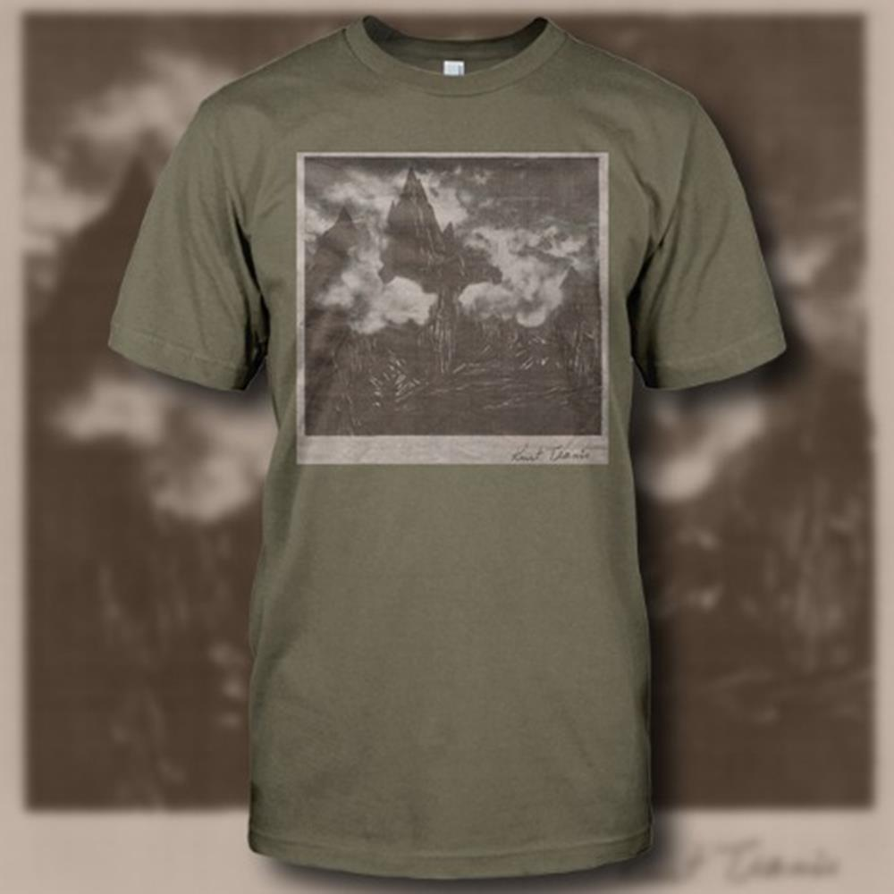 Album Art Army Green T-Shirt