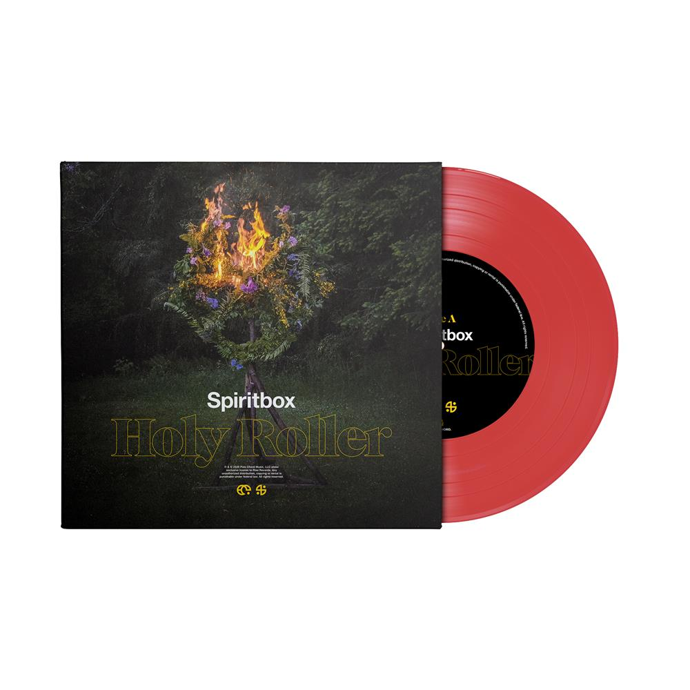 Holy Roller Red 7inch Vinyl