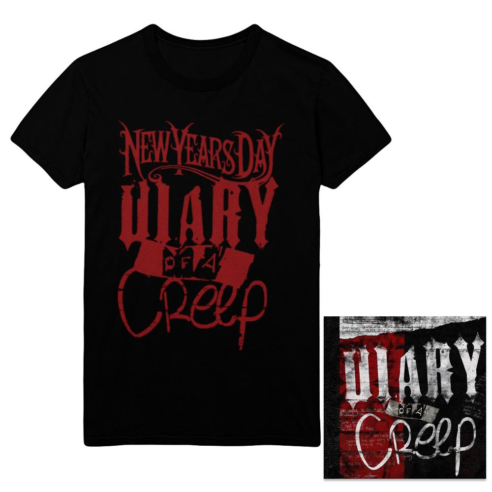 Exclusive Bundle: CD +  Title T-Shirt