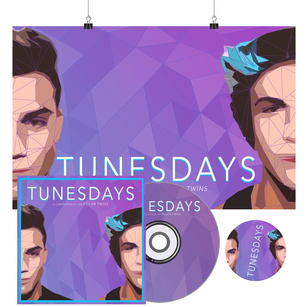 SIGNED Limited Edition Tunesdays
