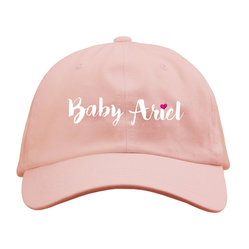 Logo Pink Dad Hat