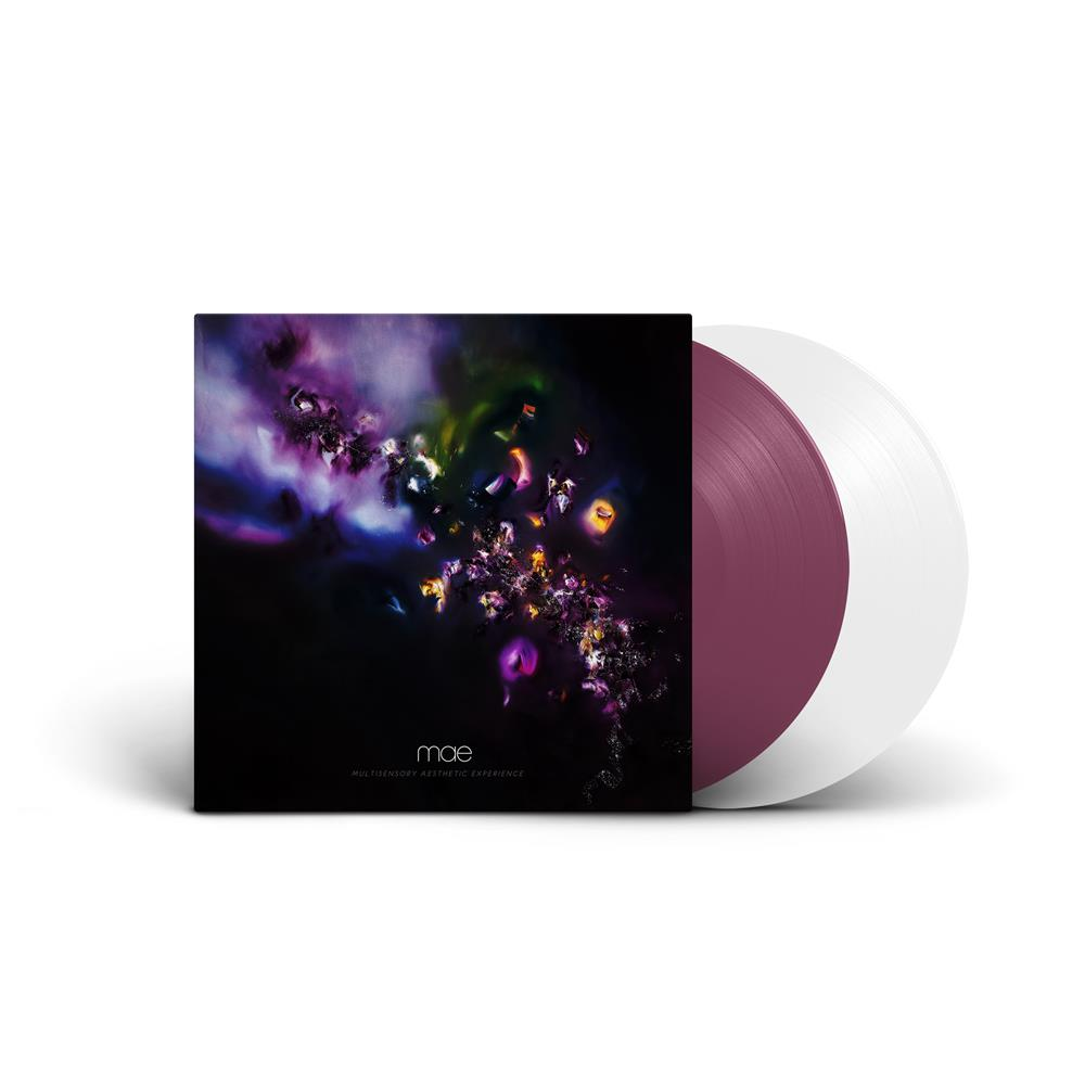 Multisensory Aesthetic Experience Purple And Ultra Clear