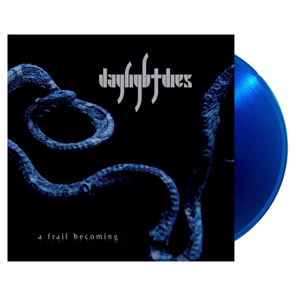 A Frail Becoming Transparent Blue Vinyl 2Xlp