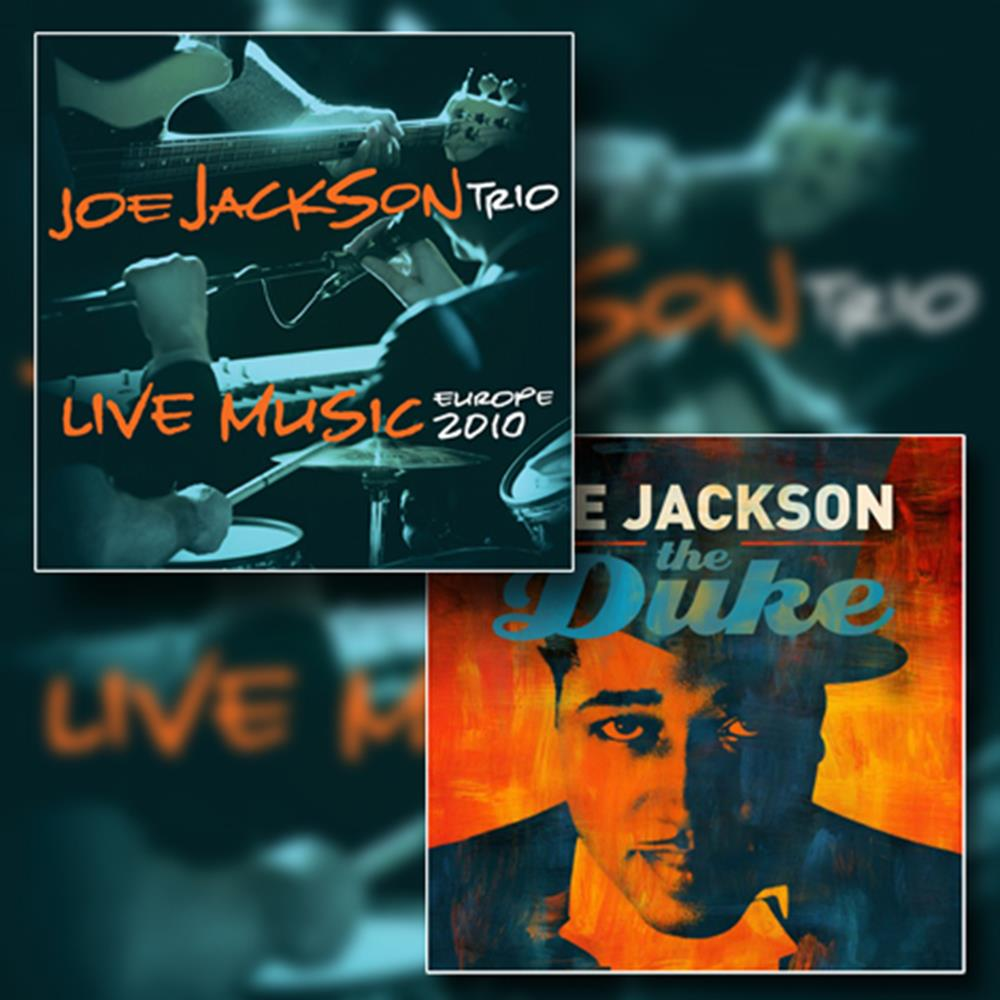 Joe Jackson - 2 CDs Bundle