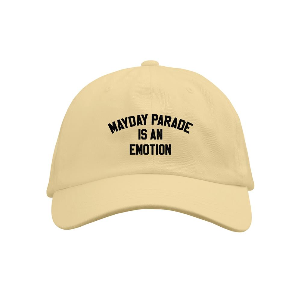 Is An Emotion Butter Dad Hat