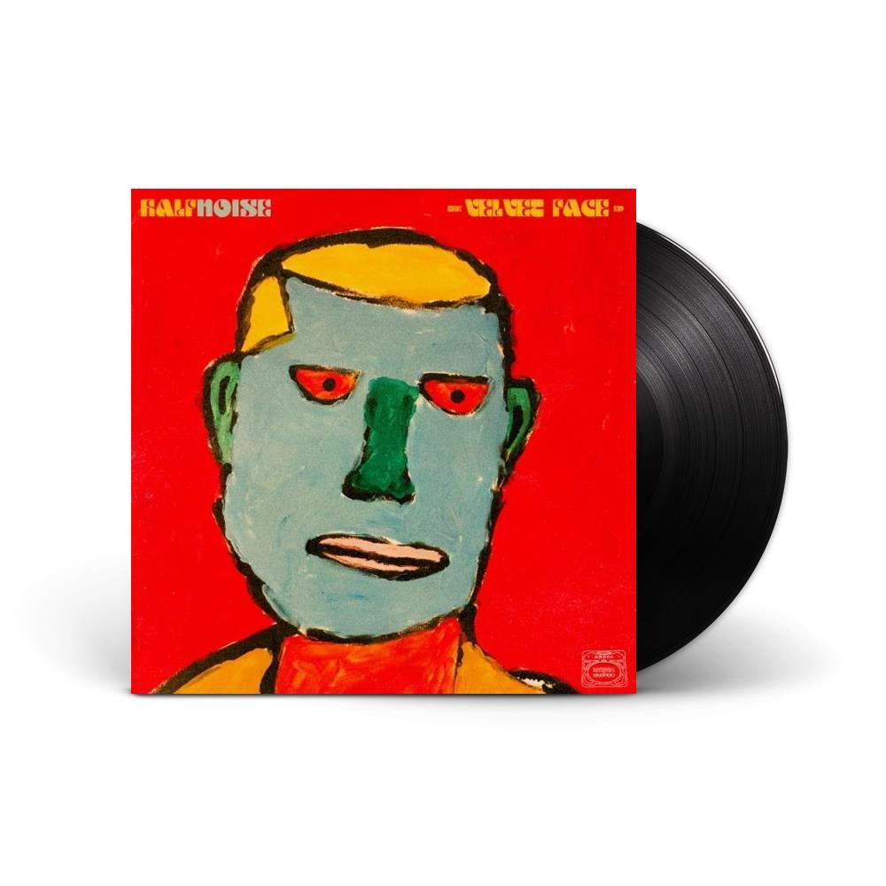 """Velvet Face Black 10"""" EP"""