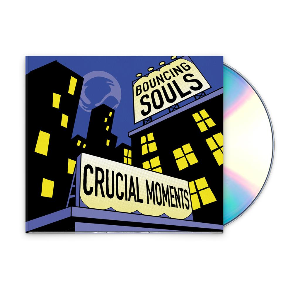 Crucial Moments Digipak