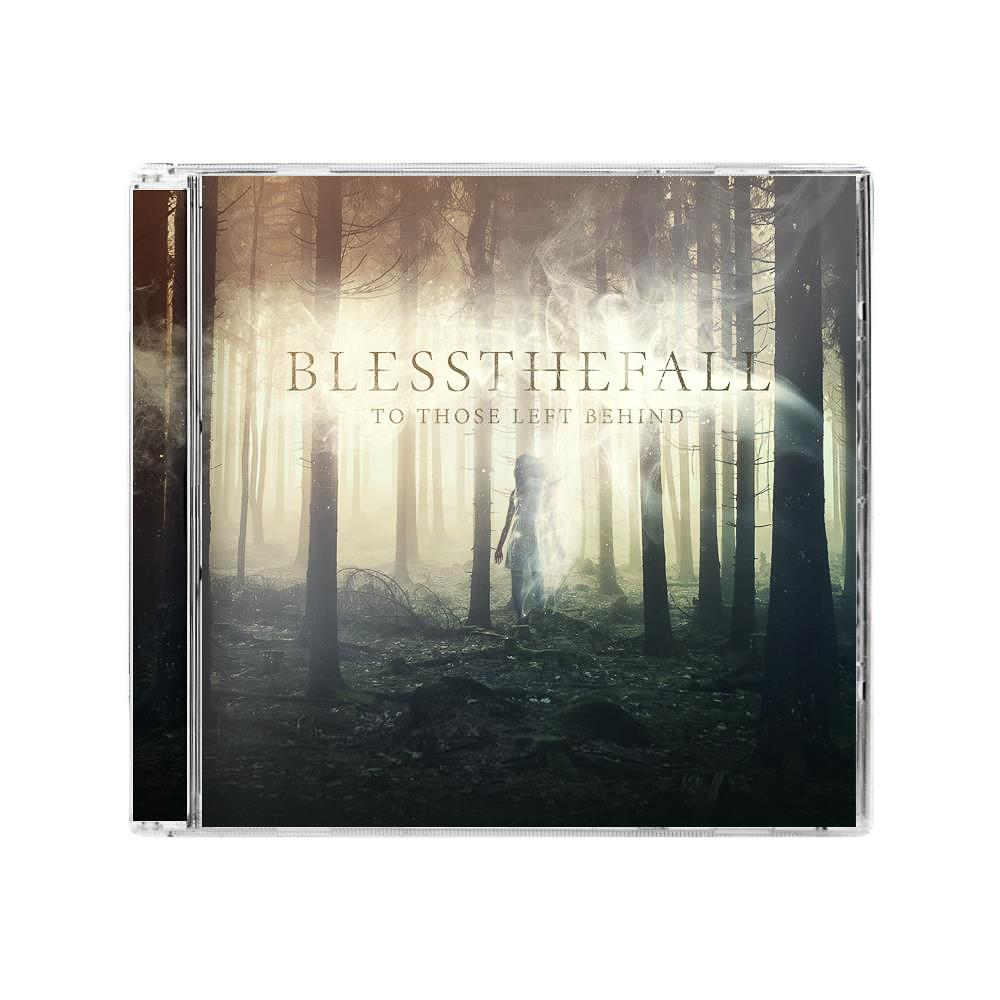 Blessthefall To Those Left Behind *Final Print!*