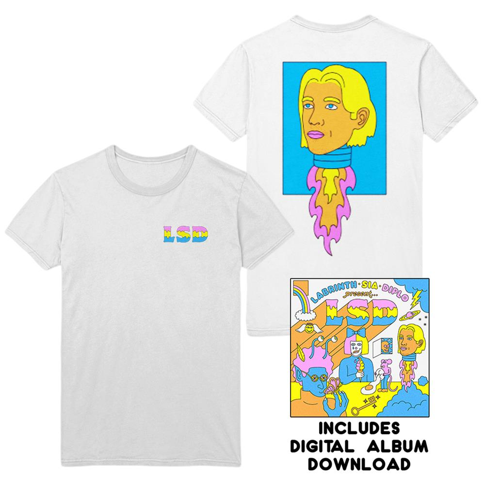 Diplo T-Shirt + Digital Album Download