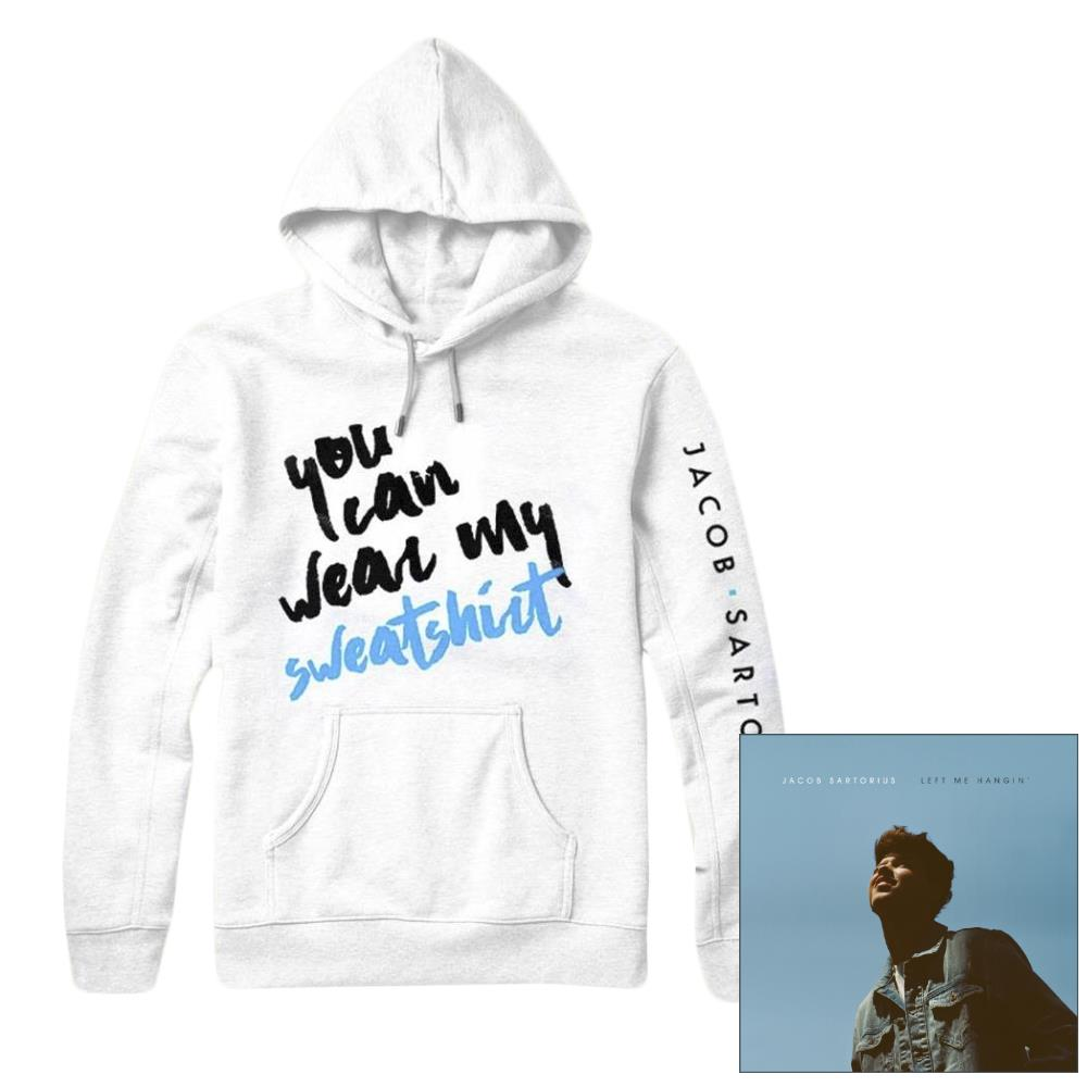 Wear My Sweatshirt + Left Me Hangin' Download