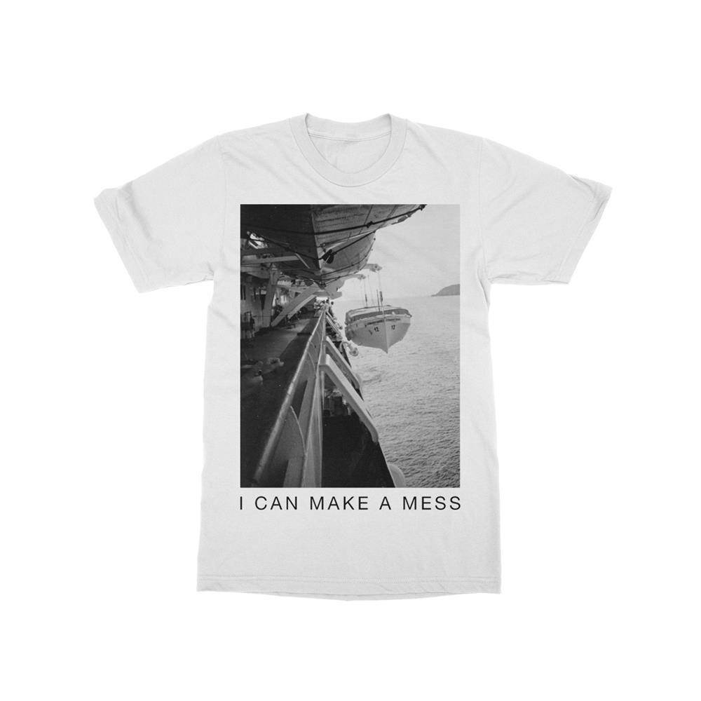 Boat White T-Shirt