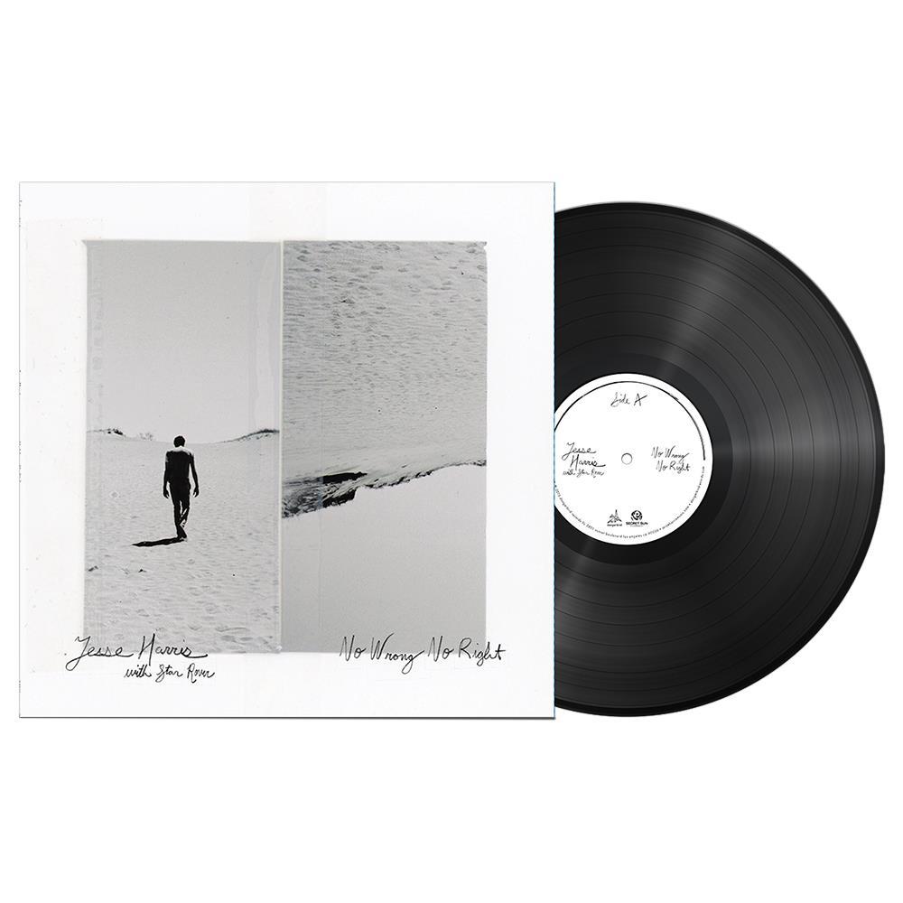 No Wrong No Right Vinyl