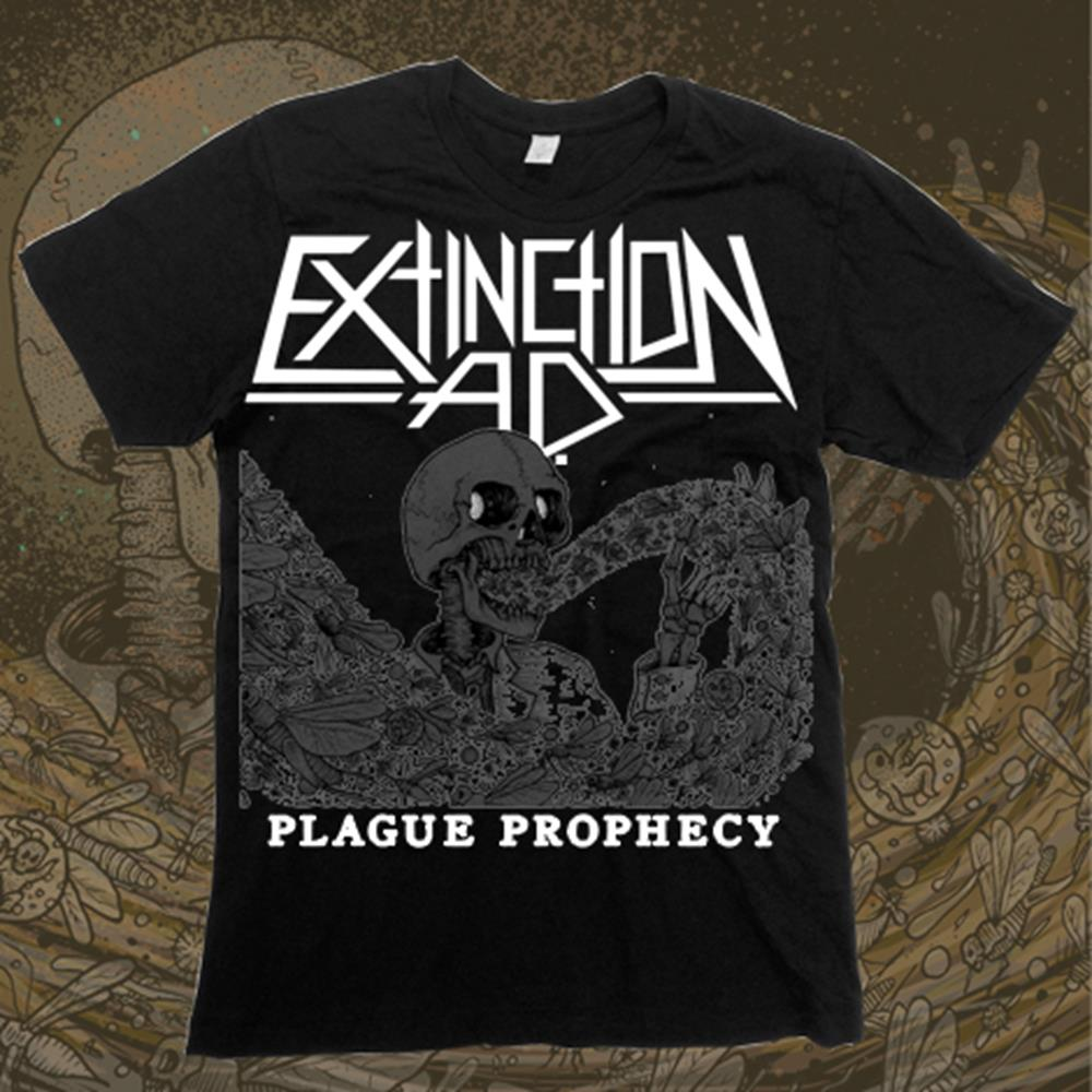 Plague Prophecy Black T-Shirt