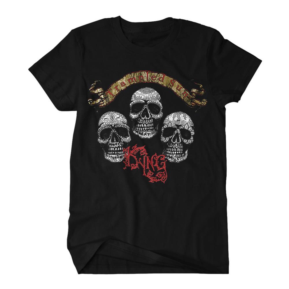 Sugar Skulls Black