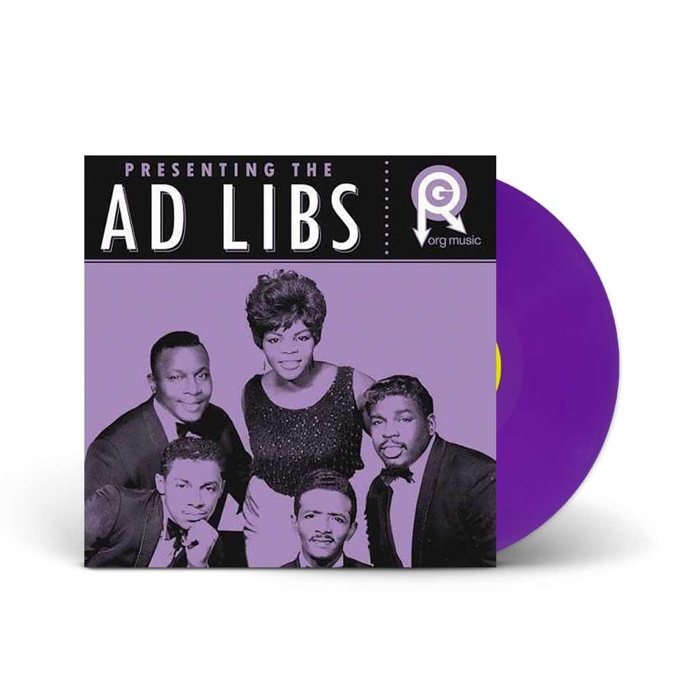 Presenting… The Ad Libs Purple