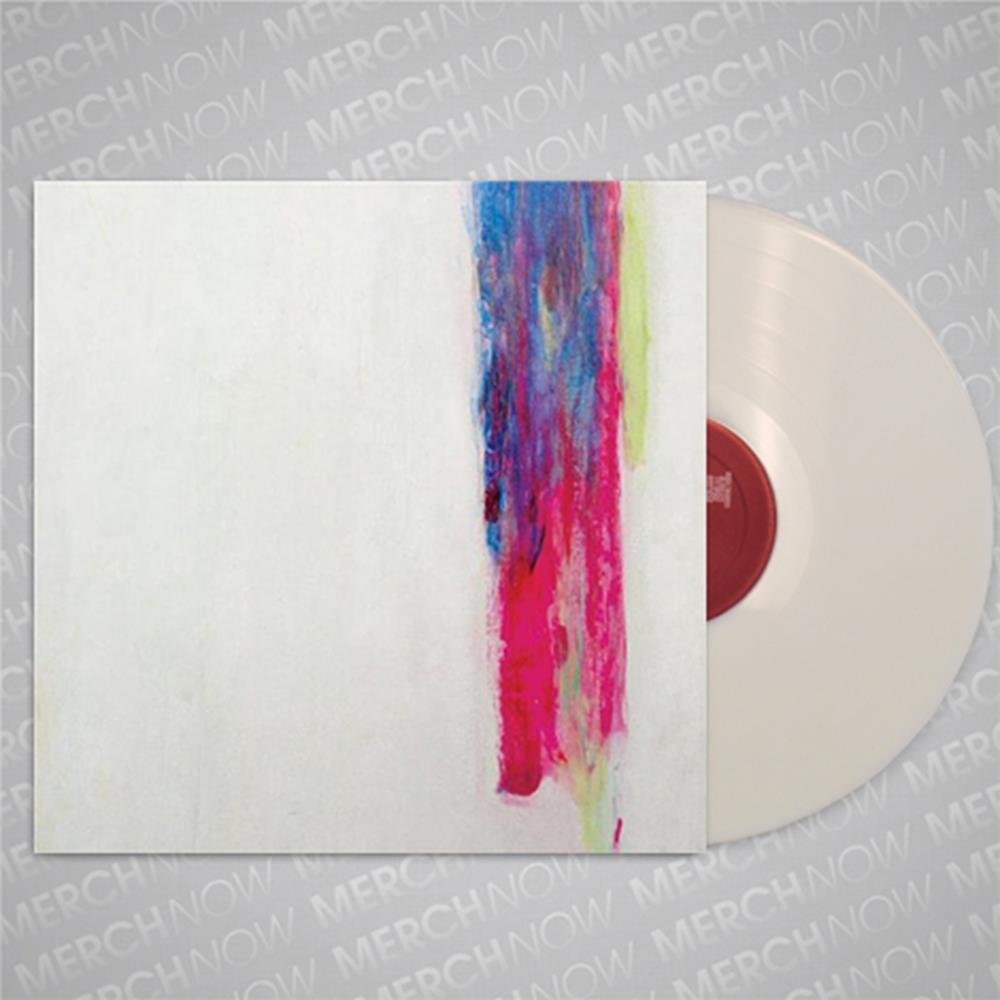 Inhibition Clear/White Swirl LP
