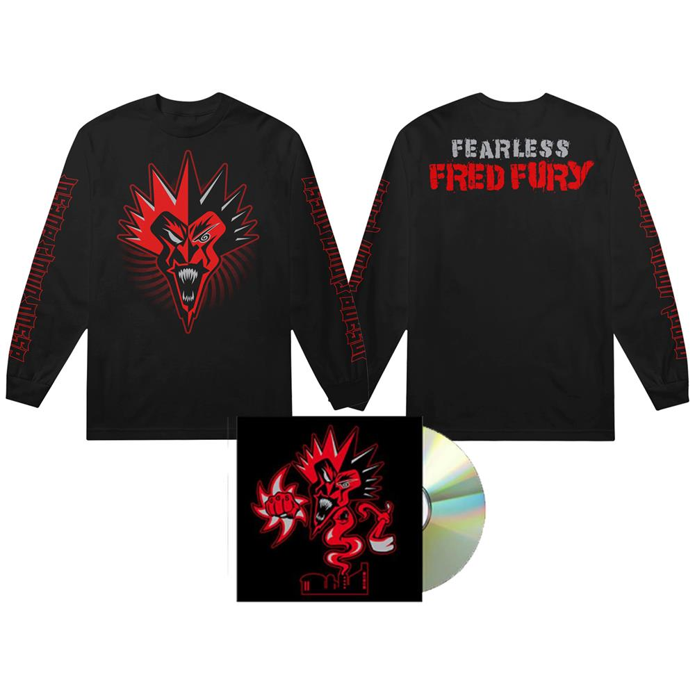 Fearless Fred Fury 03