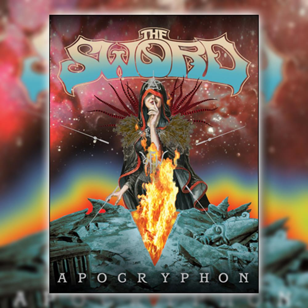 The Sword - Apocryphon Lithograph Poster w/ Tube