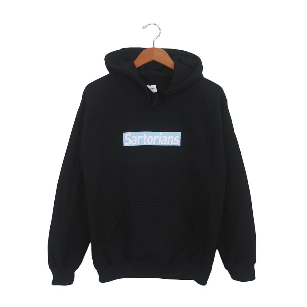 Sartorian Box Logo Black