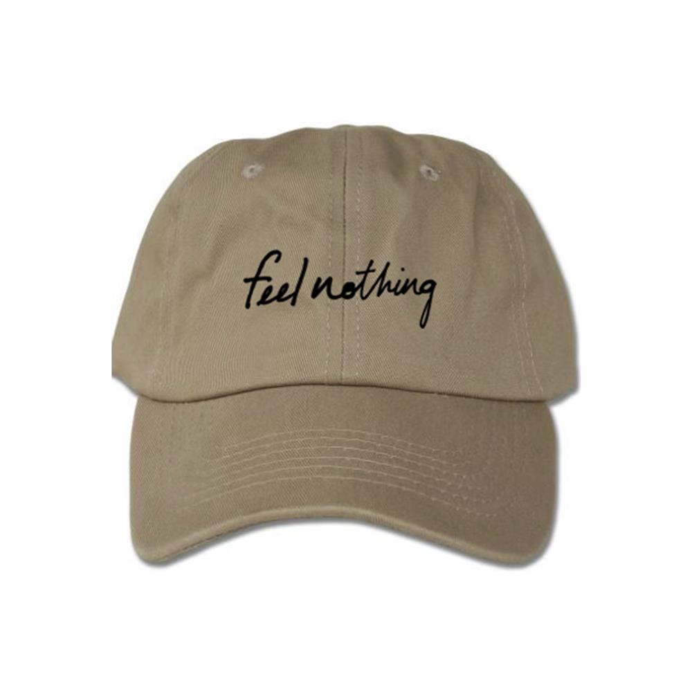 Feel Nothing Khaki Dad Hat