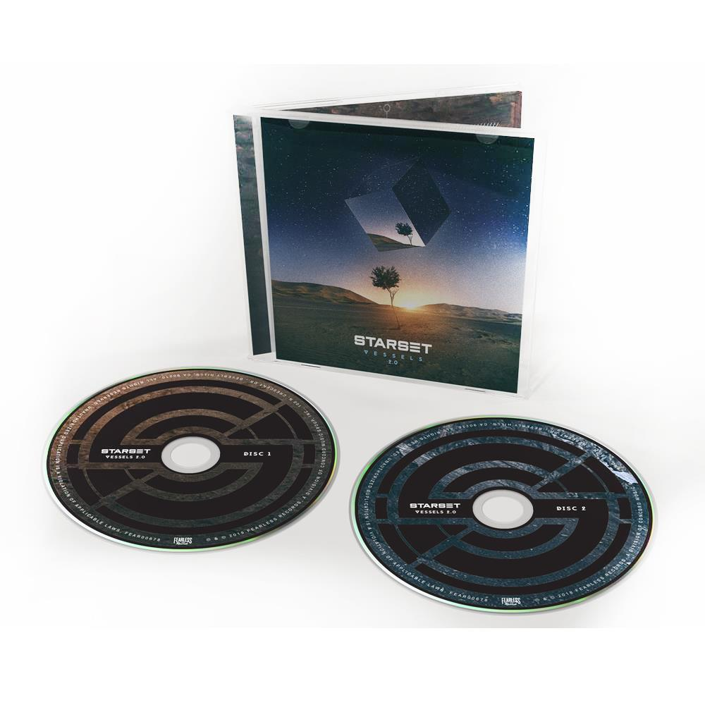 Vessels 2.0 Double Disc