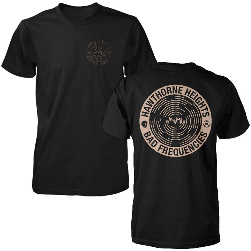 Bad Frequencies Black T-Shirt