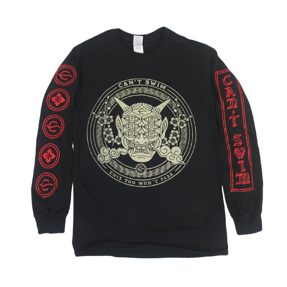 Emblem Black Long Sleeve