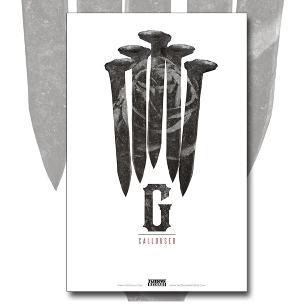 Calloused Album Poster