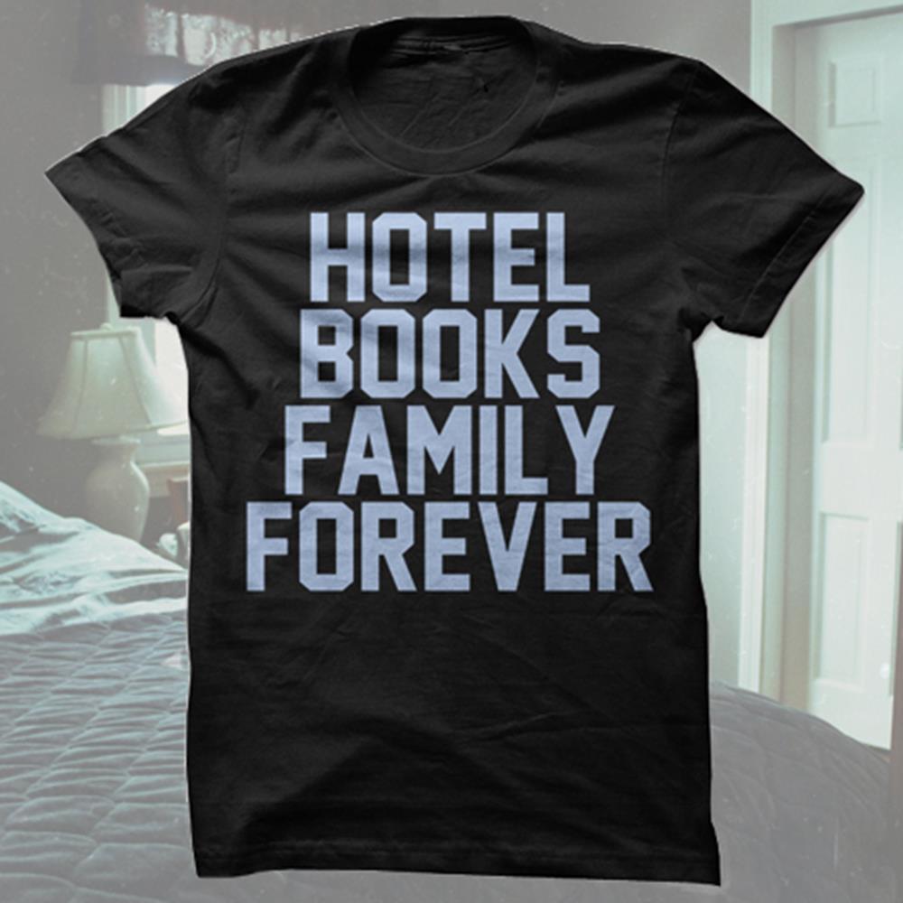 Family Forever Black T-Shirt