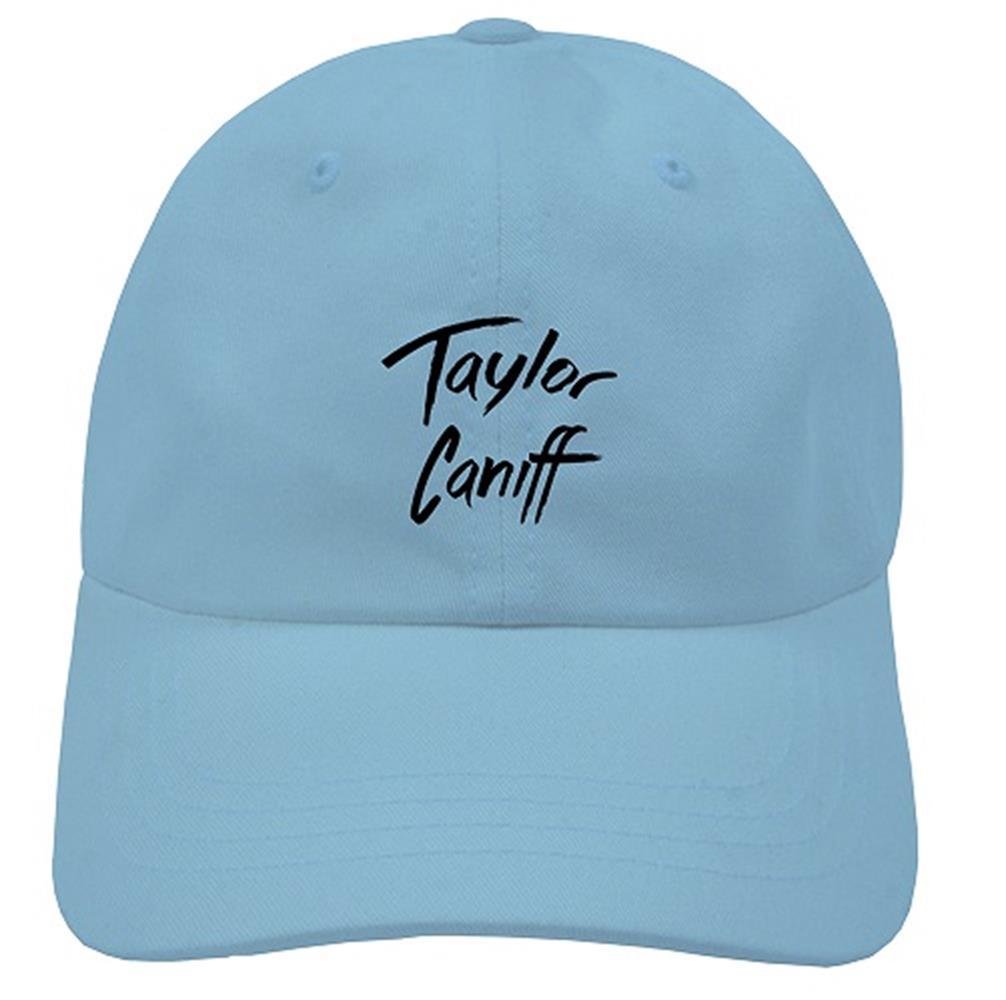 Logo Light Blue Polo Hat