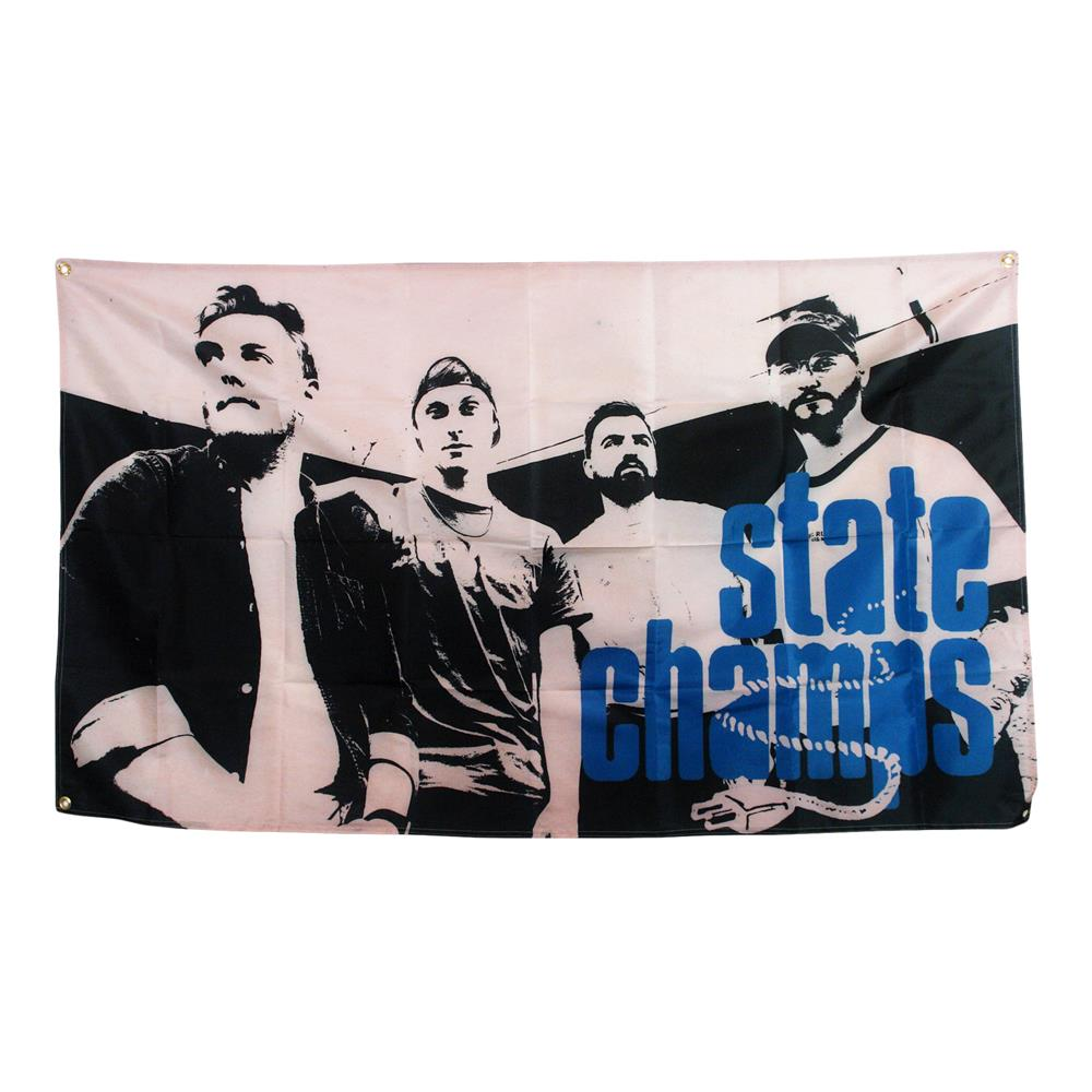 Band 3x5' Wall Flag