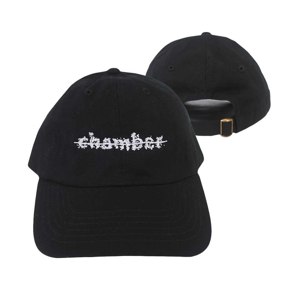Logo Black Dad Hat