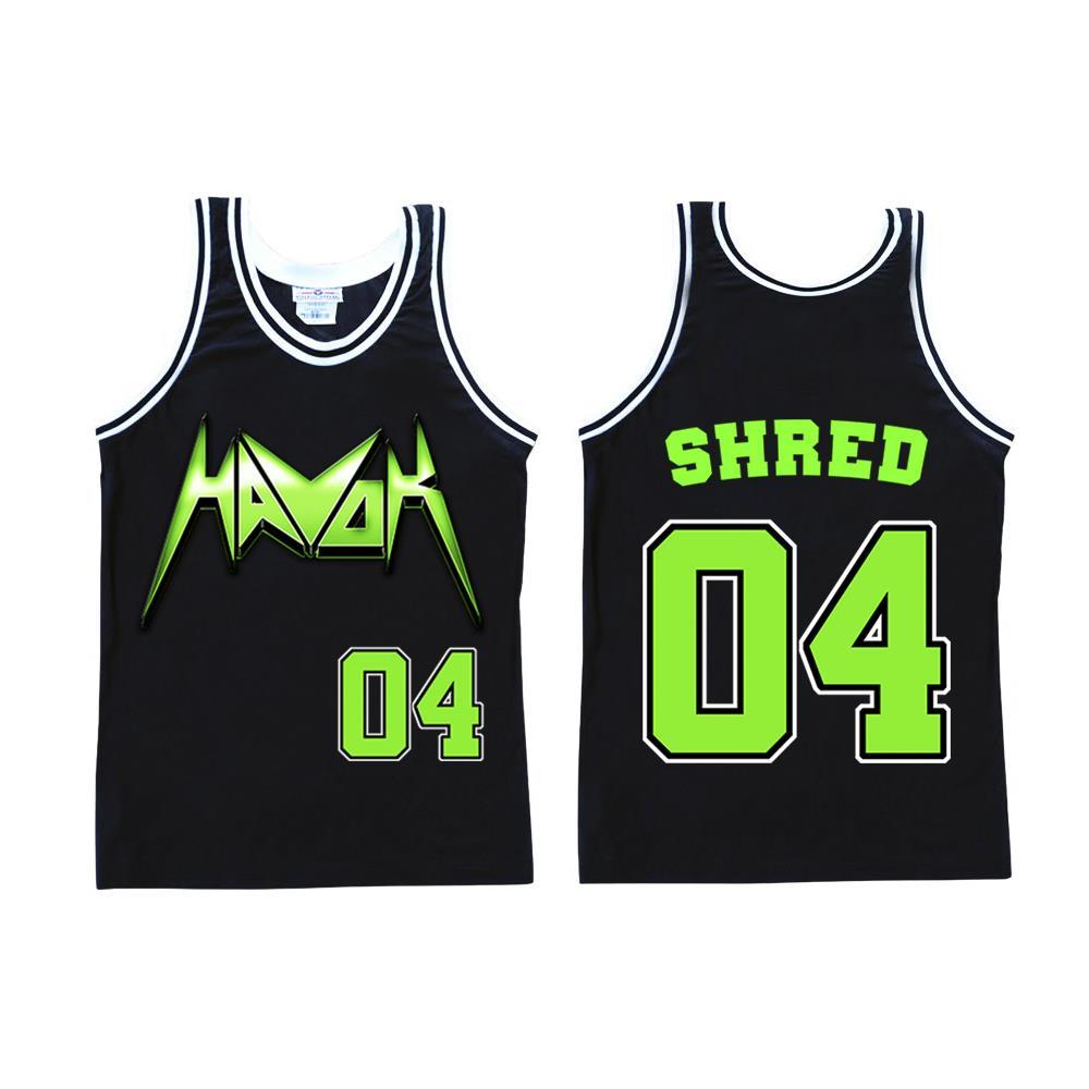 Shred Black