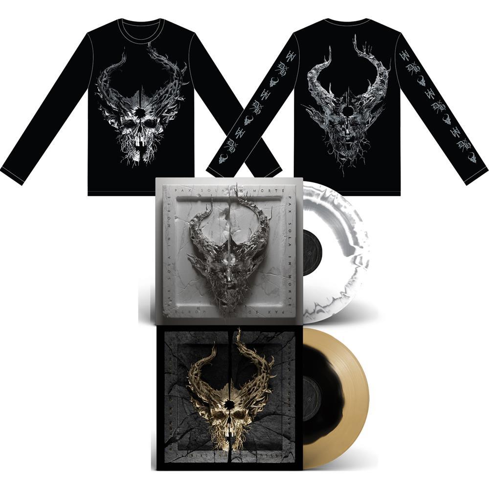 Peace LP + War LP + DD + Long Sleeve T-Shirt