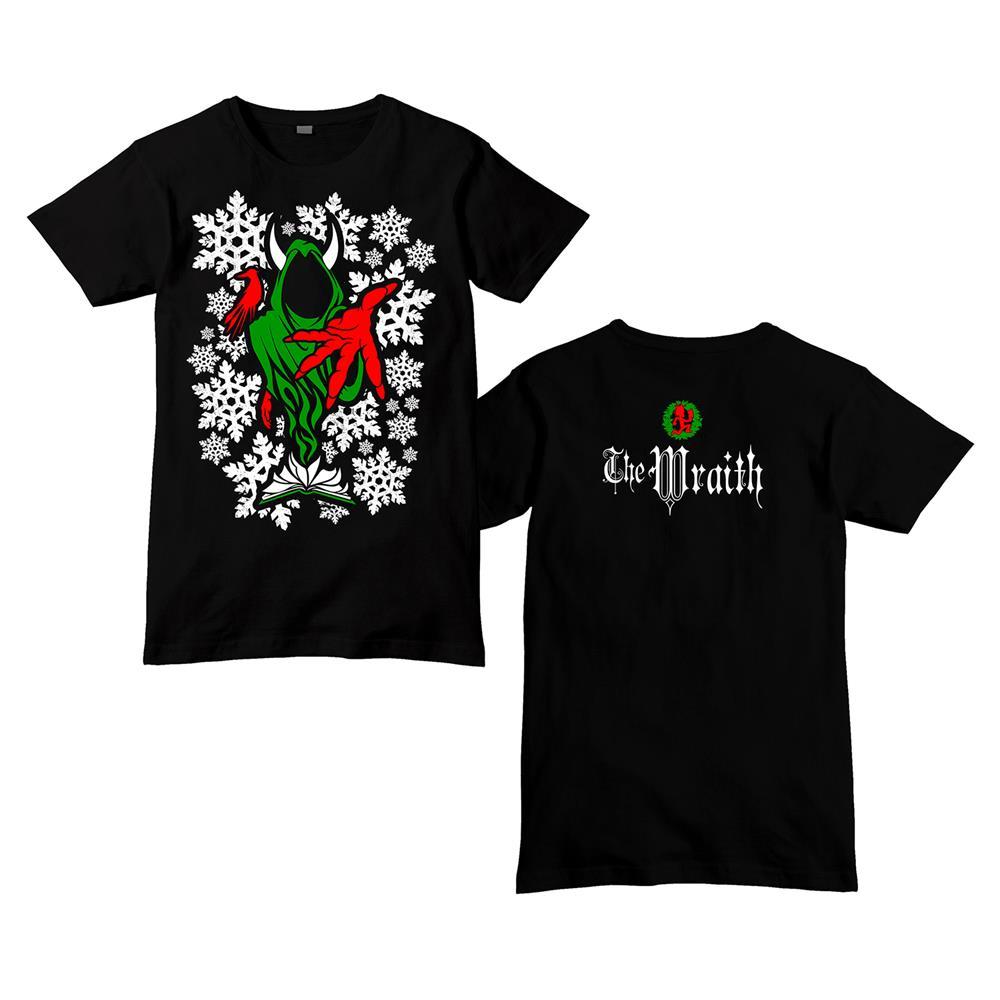 The Wraith Xmas Black