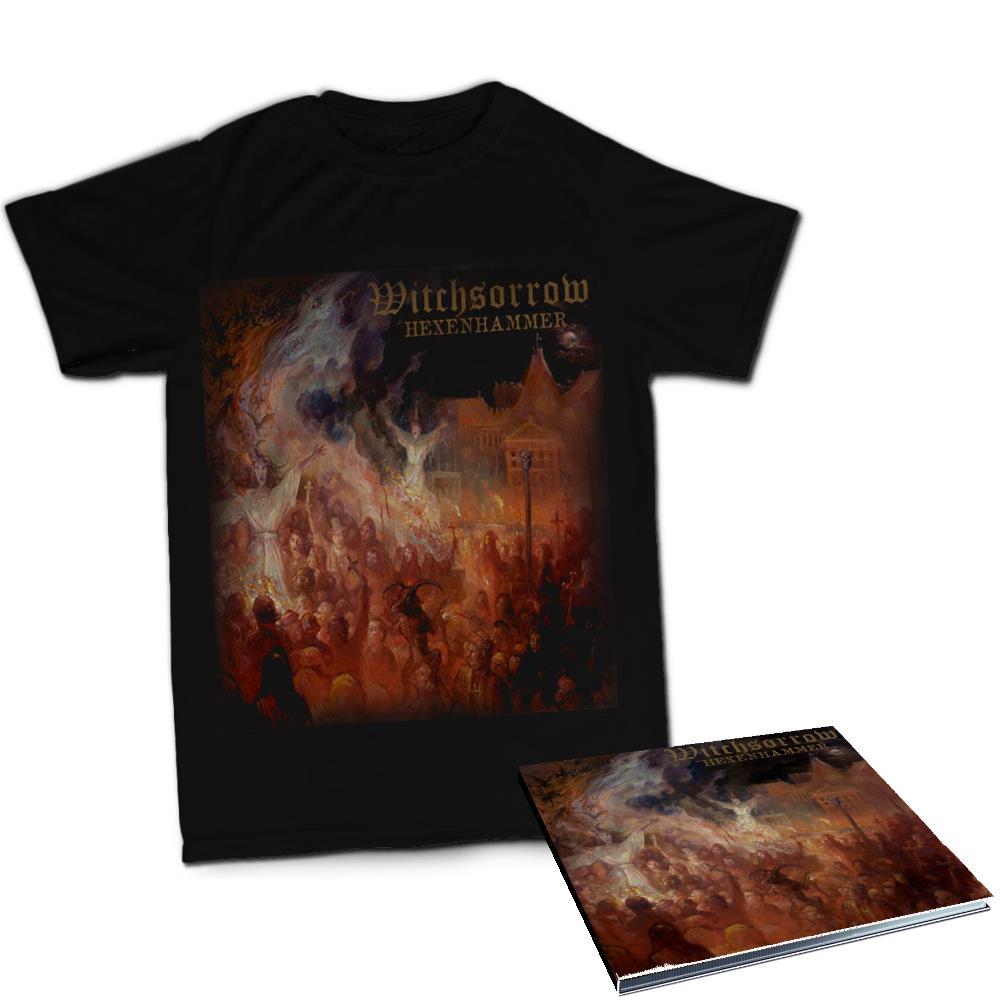 Hexenhammer CD/T-SHIRT
