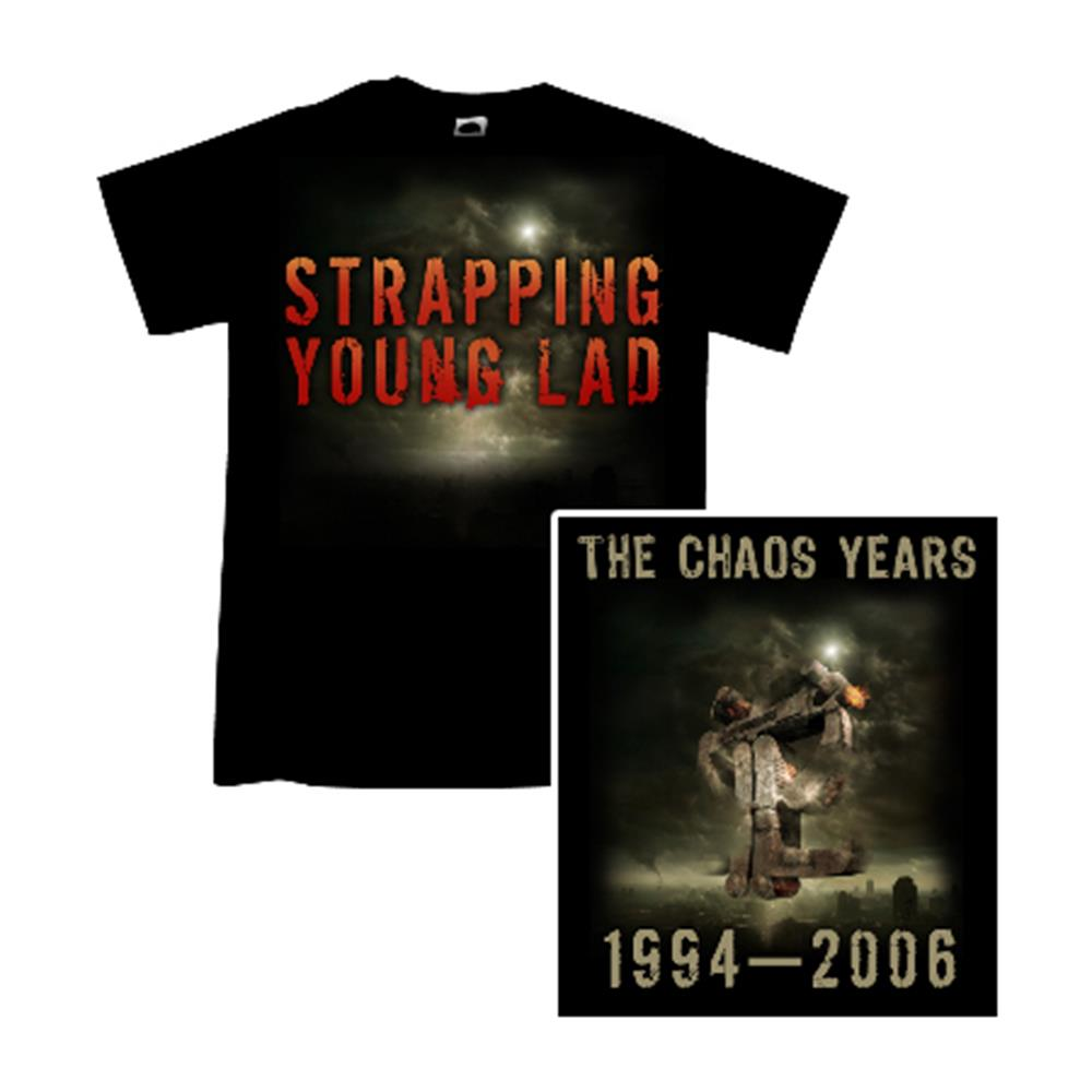 The Chaos Years Black