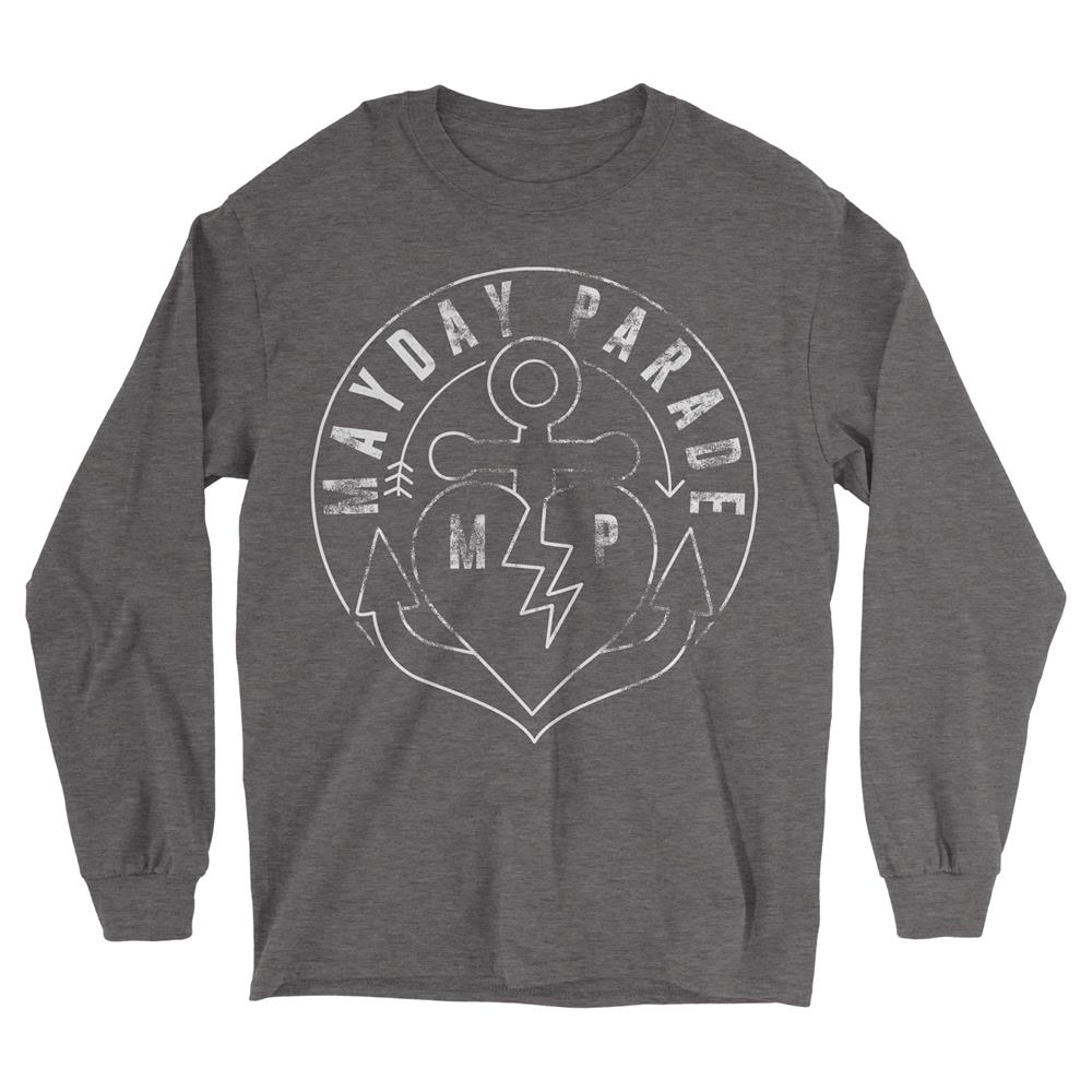 Anchor Heather Grey